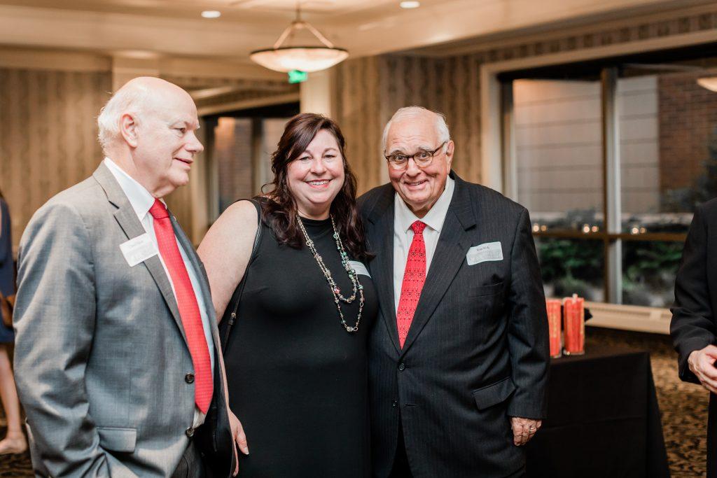 Attorneys Charles E. Hanson, Margaret A. Herlitzka, and Tom S. Sleik